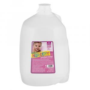 Nursery Fluoridated Drinking Water