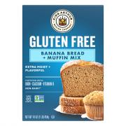 King Arthur Gluten Free Banana Bread Mix