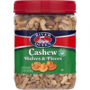 River Queen Cashew Halves & Pieces