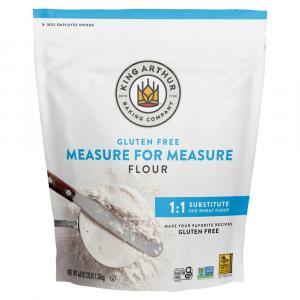 King Arthur Flour Gluten-Free Measure For Measure Flour