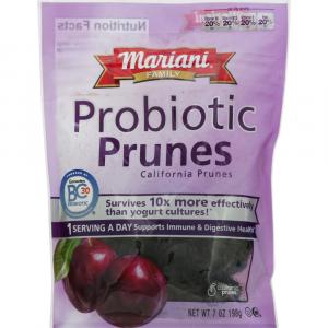 Mariani Probiotic Pitted Prunes