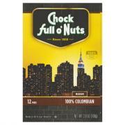 Chock full o'Nuts Medium Roast K-Cups