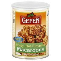 Gefen Macaroons Honey Nut
