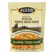 Alessi Premium Tuscan White Bean Soup