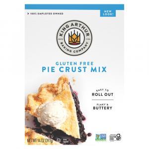 King Arthur Flour Gluten Free Pie Crust Mix