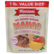 Mariani No Sugar Added Mango