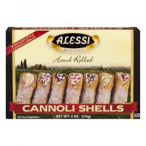 Alessi Large Cannoli Shells