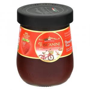 TUSCANINI ITALIAN FRUIT SPREAD STRAWBERRY FRAISE
