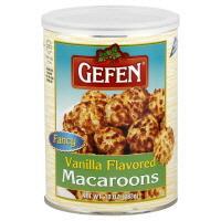 Gefen Macaroons Vanilla
