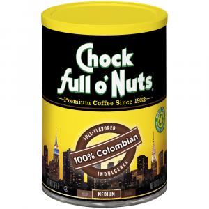 Chock Full O'Nuts Columbian Coffee Can