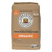 King Arthur Flour Organic Unbleached White Whole Wheat Flour