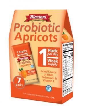 Mariani Probiotic Apricots