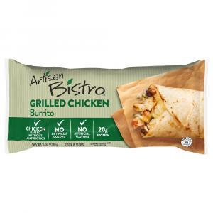 El Monterey Artisan Bistro Grilled Chicken Burrito