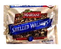 Mariani Shelled Walnut Halves