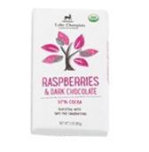 Lake Champlain Chocolates Raspberries & Dark Chocolate