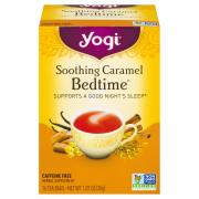 Yogi Soothing Caramel Bedtime Tea Bags