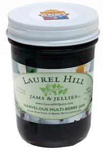 Laurel Hill Marvelous Multi-Berry Jam