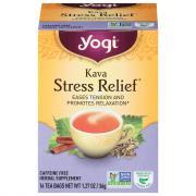 Yogi Kava Stress Relief Tea Bags