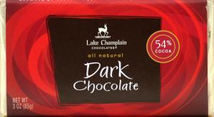 Lake Champlain Dark Chocolate Bar