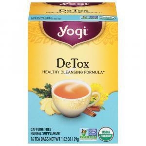 Yogi Detox Tea Bags