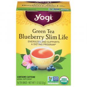 Yogi Green Tea Slim Life Tea Bags