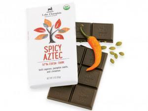 Lake Champlain Organic Spicy Aztec Chocolate