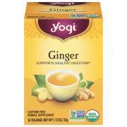 Yogi Organic Ginger Tea Bags