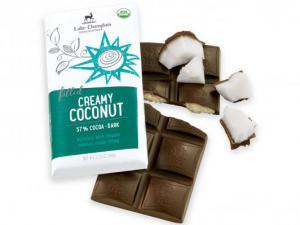 Lake Champlain Organic Coconut Dark Chocolate
