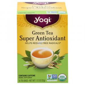 Yogi Super Antioxident Tea Bags