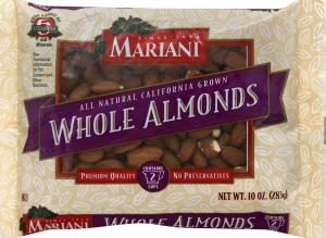 Mariani Whole Almonds