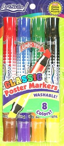 Classic Poster Markers
