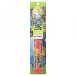 Firefly Transformers Battery Powered Toothbrush