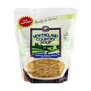 New England Country Soup Yankee White Bean