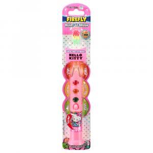 Hello Kitty Firefly Ready Go Brush With Suction