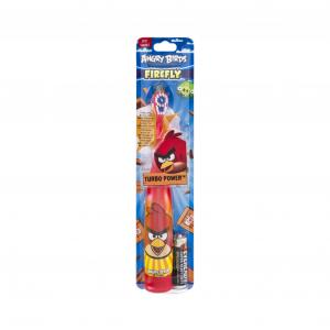 Angry Birds Firefly Turbo Power Toothbrush Soft