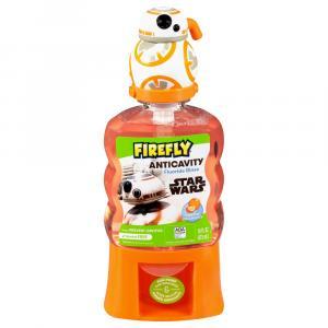 Firefly Anticavity Fluoride Rinse Star Wars Fun Pump