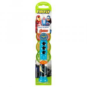 Firefly Kids Marvel Avengers Ready Go Brush Toothbrush