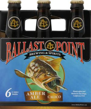 Ballast Point Calico Amber