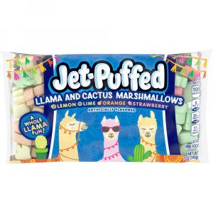 Jet-Puffed Frozen II Marshmallows