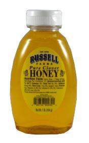 Russell Farms Clover Honey