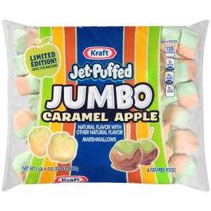 Jet Puffed Jumbo Caramel Apple Marshmallows