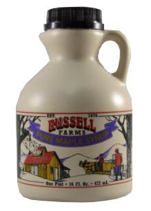 Russell Farms Amber Maple Syrup