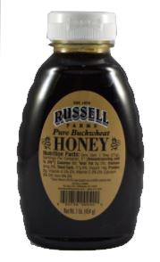 Russell Farms Pure Buckwheat Honey
