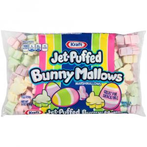 Kraft Jet-puffed Bunny Marshmallows