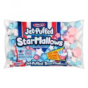 Kraft Jet-Puffed Starmallows Marshmallows