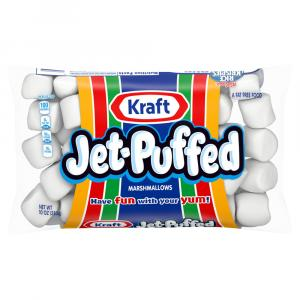 Kraft Jet-puffed Regular Marshmallows