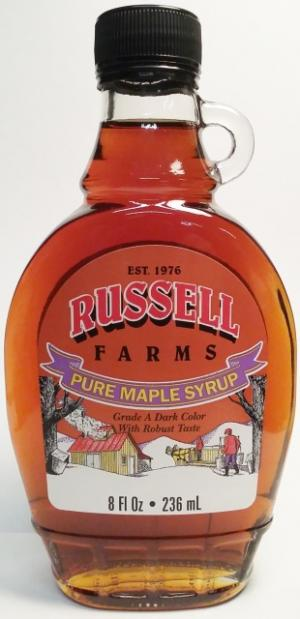 Russell Farms Pure Maple Syrup