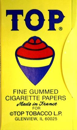 Top Rolling Paper Single Pack