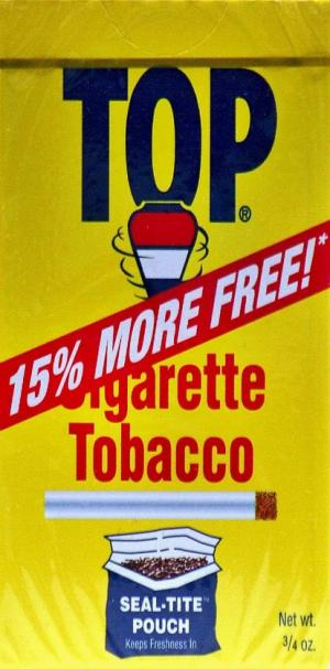 Top Regular Pouch Tobacco