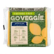 Galaxy Yellow American Veggie Cheese Slices